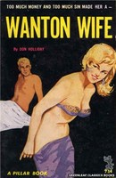 PB842 Wanton Wife by Don Holliday (1964)