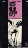 PR239 Hitch-Hiked And Other Stories by Felix Lance Falkon (1969)
