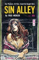 BB 1232 Sin Alley by Fred Mercer (1962)