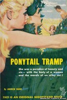 NB1578 Ponytail Tramp by Andrew Shaw (1961)