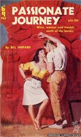 BTB 965 Passionate Journey by Bill Shepard (1960)