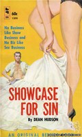 BB 1205 Showcase For Sin by Dean Hudson (1961)