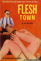 SR509 Flesh Town by Don Bellmore (1964)