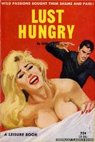 LB641 Lust Hungry by John Dexter (1964)