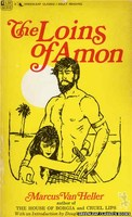 GC310 The Loins of Amon by Marcus Van Heller (1968)
