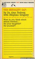 LL785 The Sexuality Gap by Dr. Alan Rodney (1968)