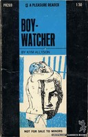 PR269 Boy-Watcher by Kym Allyson (1970)