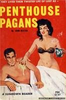 SR503 Penthouse Pagans by John Dexter (1964)