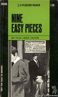 PR309 Nine Easy Pieces by Felix Lance Falkon (1971)