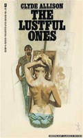 3038 The Lustful Ones by Clyde Allison (1973)