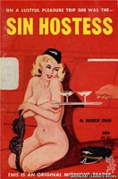 MR491 Sin Hostess by Andrew Shaw (1963)