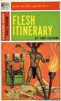 PR135 Flesh Itinerary by Tony Calvano (1967)