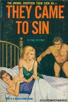 NB1806 They Came to Sin by Don Holliday (1966)