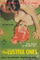 NB1525 The Lustful Ones by Clyde Allison (1960)