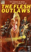 EL 392 The Flesh Outlaws by J.X. Williams (1967)