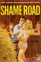 PB829 Shame Road by Don Bellmore (1964)