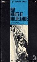 PR241 Gay Nights At Maldelangue by Peter Tuesday Hughes (1969)