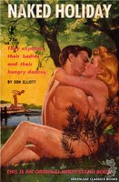 NB1717 Naked Holiday by Don Elliott (1964)