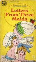 GC382 Letters From Three Maids by Cleveland Adams (1969)