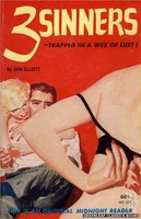 MR414 3 Sinners by Don Elliott (1962)
