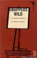 NB1977 Swappers Wild by Harold Horton (1970)