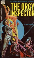 LL750 The Orgy Inspector by Alan Marshall (1968)