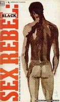 GC323 Sex Rebel: Black by Bob Greene (1968)