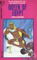 PR221 Queen Of Egypt by Chris Davidson (1969)