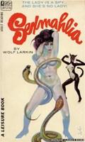 LB1216 Sexmahlia by Wolf Larkin (1967)