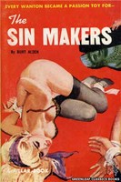 PB801 The Sin Makers by Burt Alden (1963)