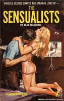 LB691 The Sensualists by Alan Marshall (1965)