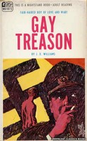 NB1875 Gay Treason by J.X. Williams (1968)