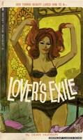 LB1162 Lover's Exile by Dean Hudson (1966)