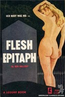 LB668 Flesh Epitaph by Don Holliday (1964)