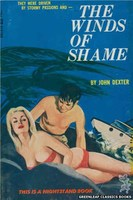 NB1814 The Winds of Shame by John Dexter (1966)