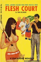 PR119 Flesh Court by Don Bellmore (1967)