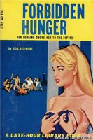LL704 Forbidden Hunger by Don Bellmore (1967)