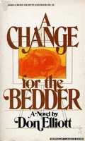 4046 A Change For The Bedder by Don Elliott (1974)