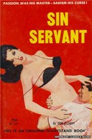 NB1651 Sin Servant by Don Elliott (1963)