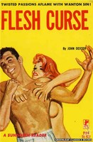 SR520 Flesh Curse by John Dexter (1964)