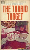 NB1892 The Torrid Target by Gene Cross (1968)