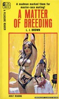 PR215 A Matter Of Breeding by L.J. Brown (1969)