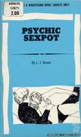 NB1949 Psychic Sexpot by L.J. Brown (1969)