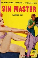 PB827 Sin Master by Andrew Shaw (1964)