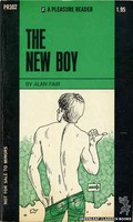 PR302 The New Boy by Alan Fair (1971)