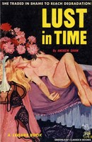 LB634 Lust In Time by Andrew Shaw (1964)