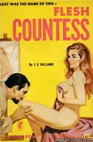 LB654 Flesh Countess by J.X. Williams (1964)