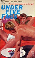 AB449 Under Five Fags by Tony Calvano (1968)