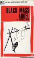 NB1920 Black Mass Angel by Don Bellmore (1969)