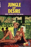 SR623 Jungle of Desire by Tony Calvano (1966)